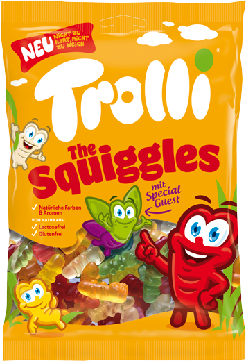Trolli Squiggles