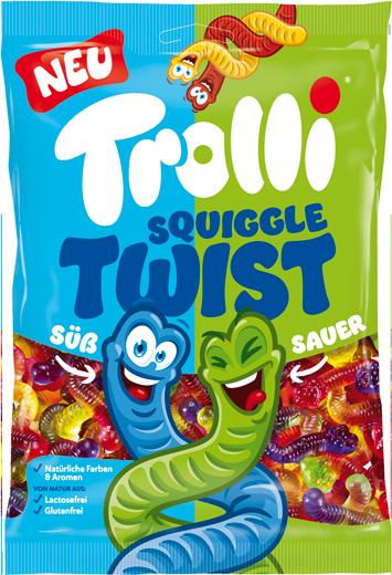 Trolli Squiggles Twist